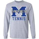 Youth Long Sleeve T-Shirt - Middletown Tennis