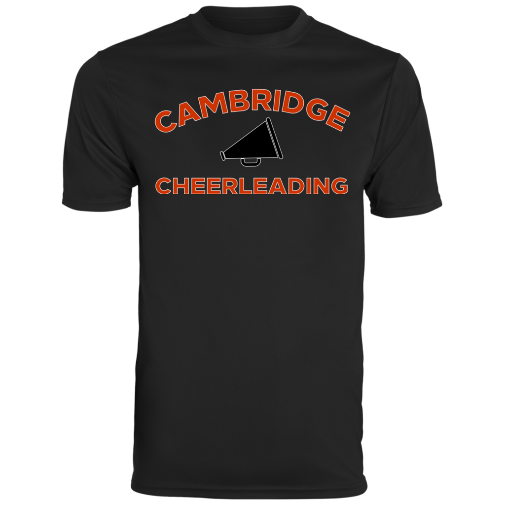 Men's Moisture Wicking T-Shirt - Cambridge Cheerleading