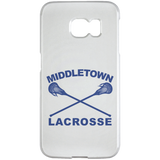 Samsung Galaxy S6 Edge Case - Middletown Girls Lacrosse - Sticks Logo