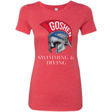 Women's Premium T-Shirt - Goshen Swimming & Diving