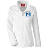 Women's Soft Shell Jacket - Middletown Middie Girls Soccer
