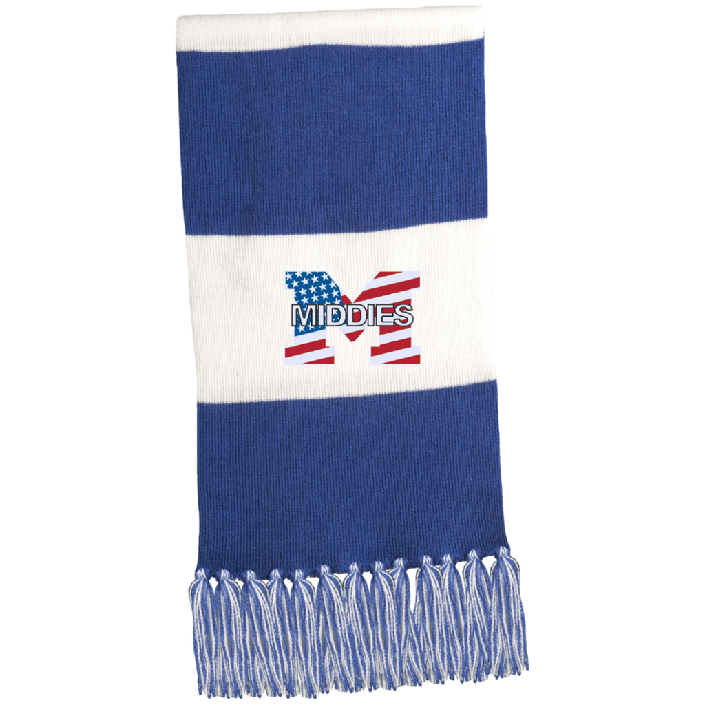 Scarf - Middletown American Flag