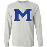 Youth Long Sleeve T-Shirt - Middletown Block