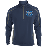 Men's Sport Wicking Half-Zip - Middletown Tennis