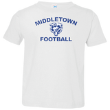 Toddler T-Shirt - Middletown Football