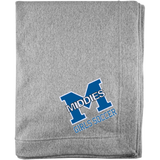 Sweatshirt Blanket - Middletown Middie Girls Soccer