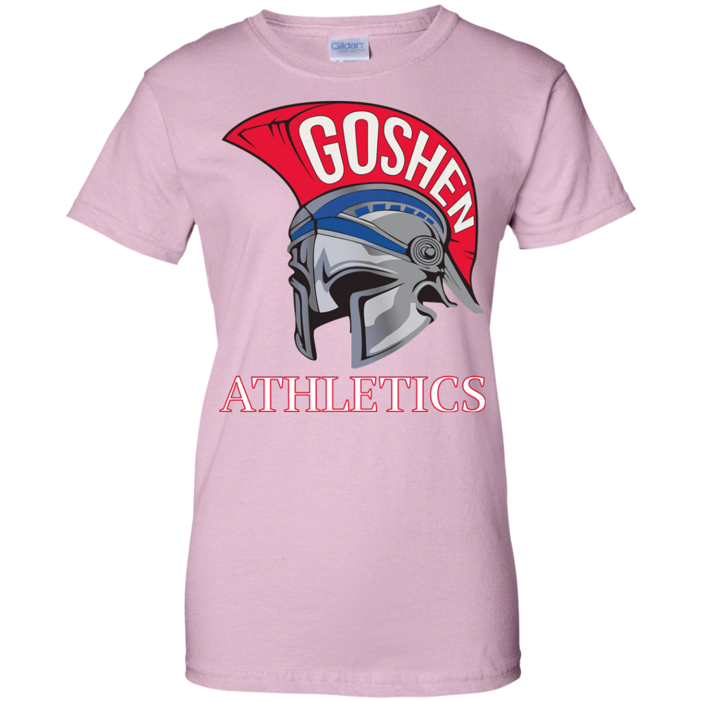 Women's Cotton T-Shirt - Goshen Athletics