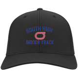 Flex Fit Twill Hat - South Glens Falls Indoor Track