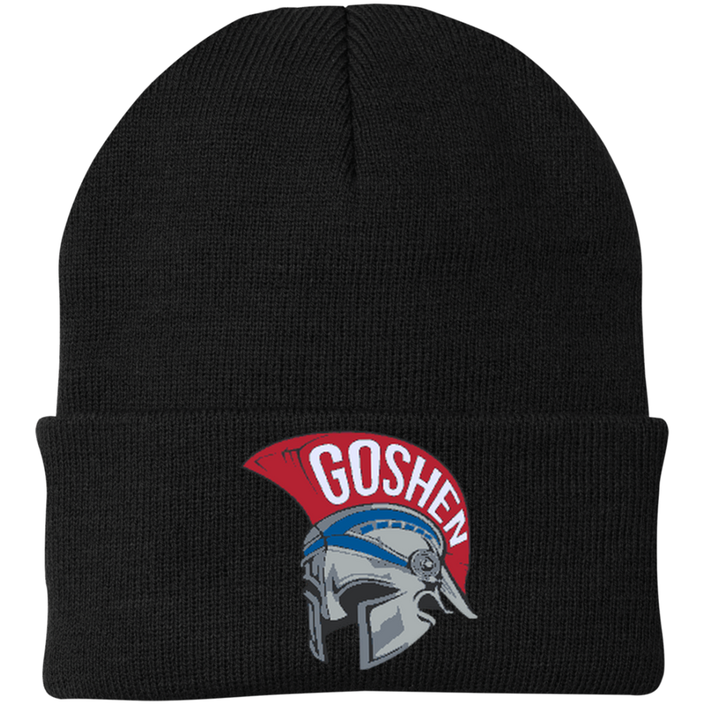 Knit Winter Hat - Goshen Helmet