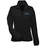 Women's Full-Zip Fleece - Middletown Softball - Block Logo