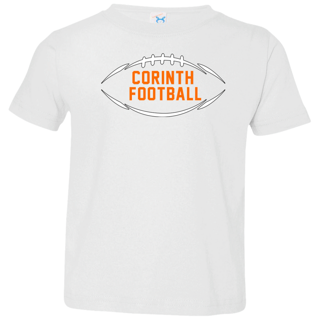 Toddler T-Shirt - Corinth Football