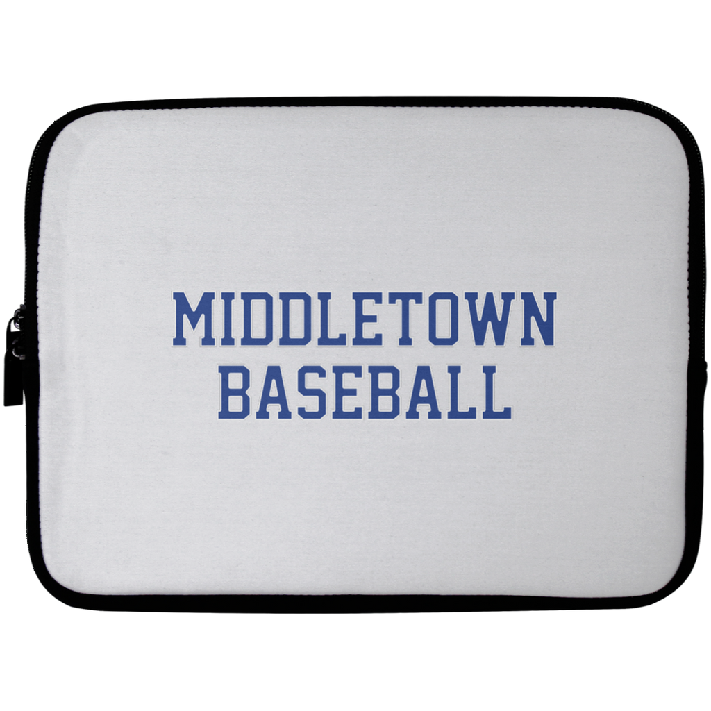 Laptop Sleeve - 10 inch - Middletown Baseball