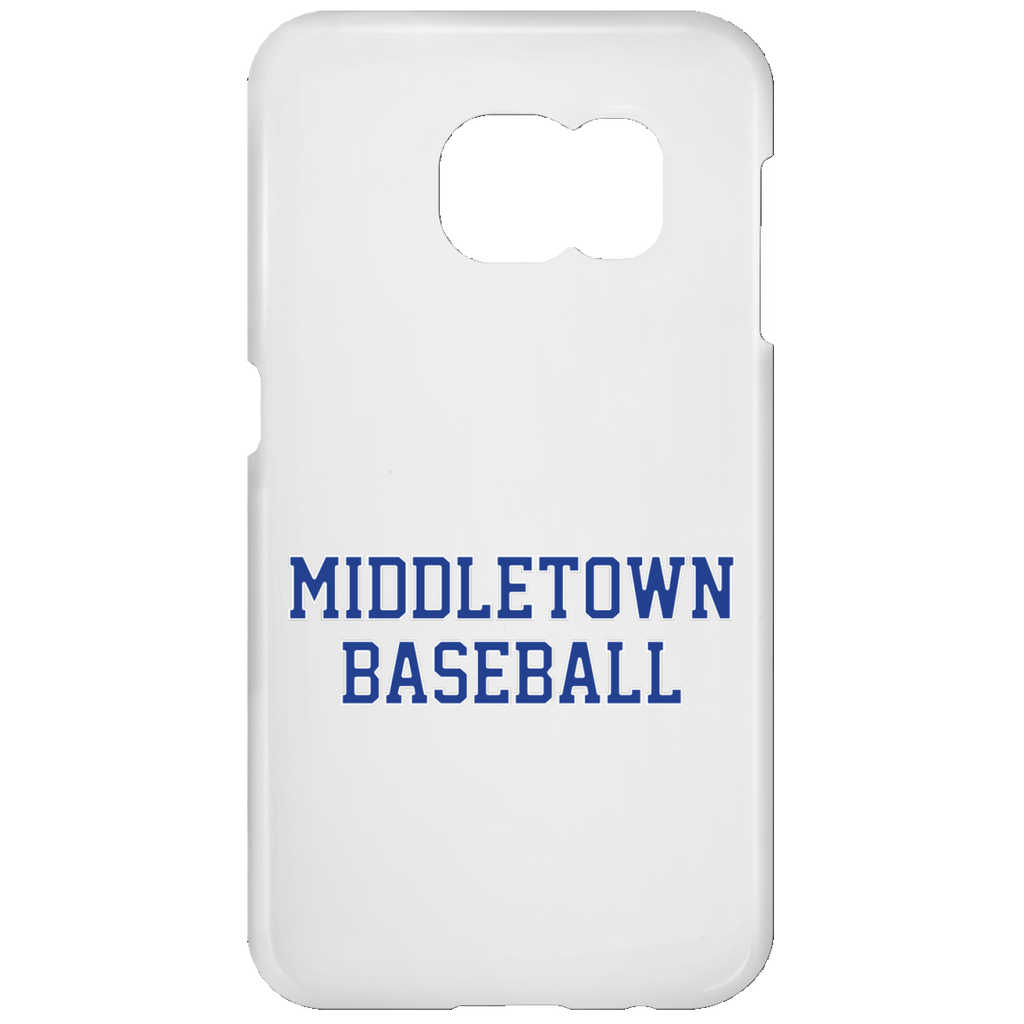 Samsung Galaxy S7 Phone Case - Middletown Baseball
