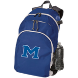 Large Laptop Backpack - Middletown Block