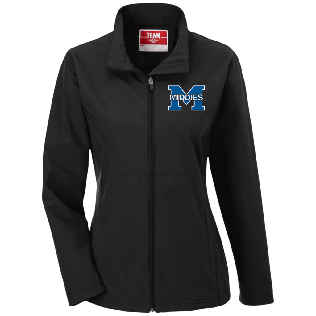 Women's Soft Shell Jacket - Middletown Middies