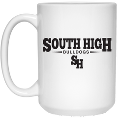 15 oz. Coffee Mug - South Glens Falls Softball