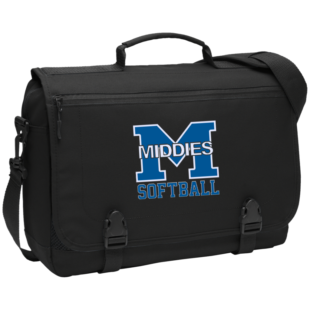Messenger Bag - Middletown Softball