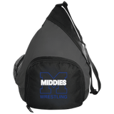Sling Bag - Middletown Wrestling