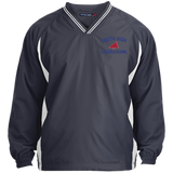 Youth Colorblock V-Neck Pullover - South Glens Falls Cheerleading