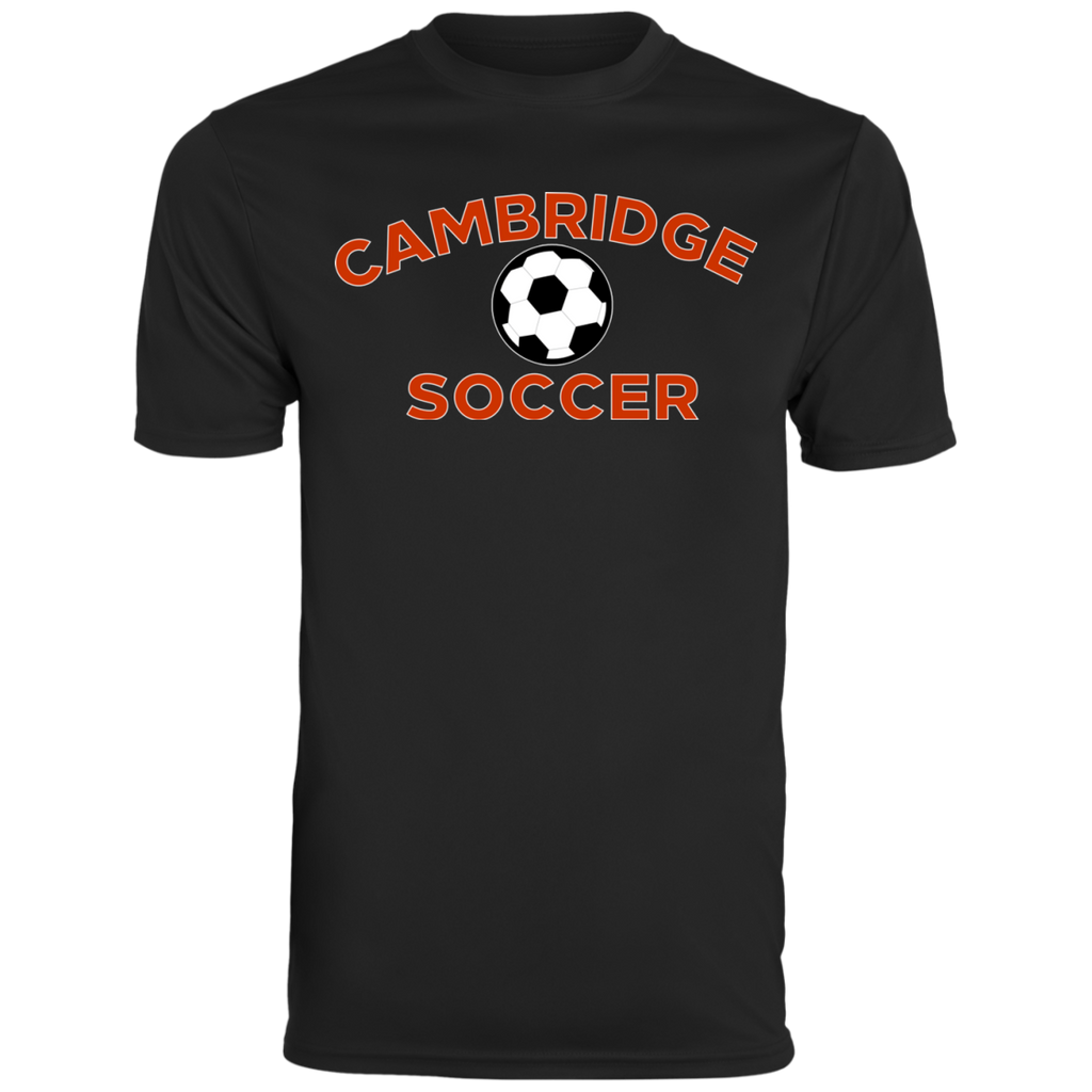 Men's Moisture Wicking T-Shirt - Cambridge Soccer