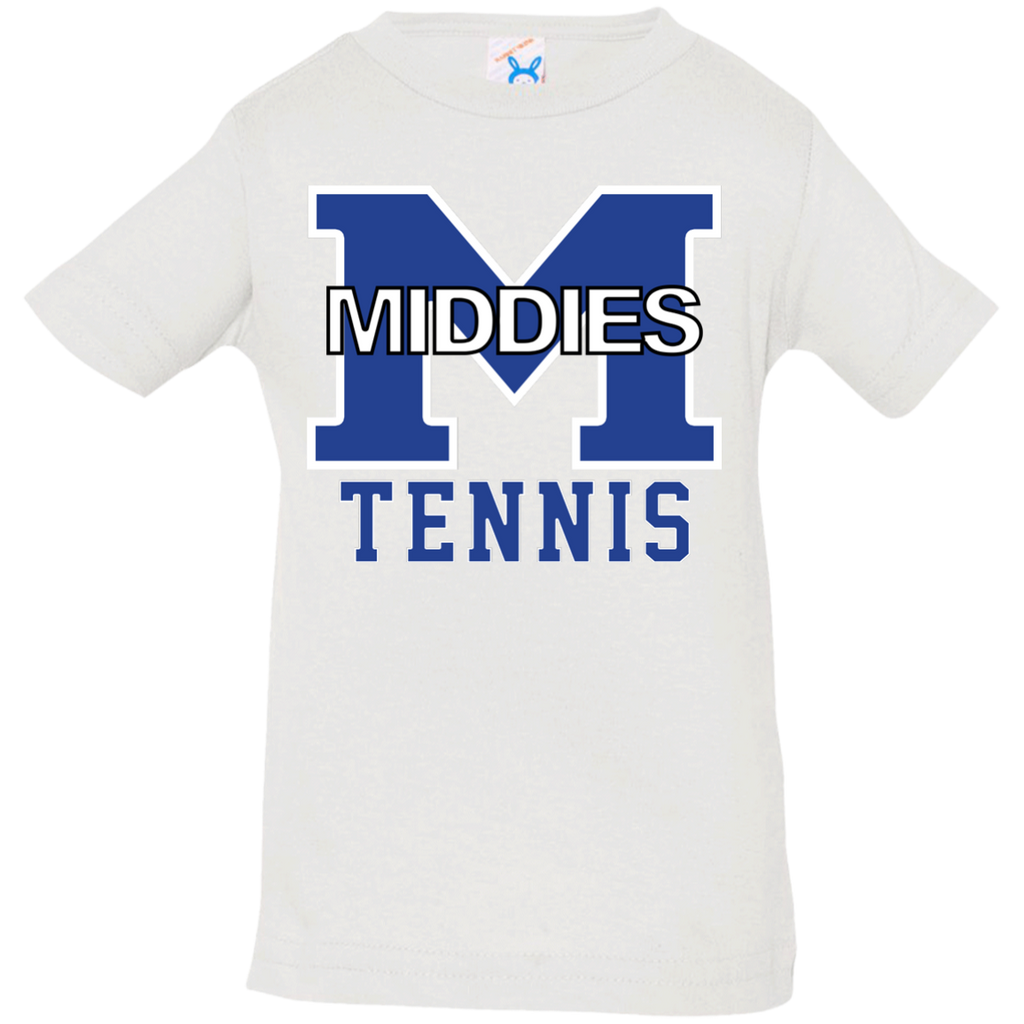 Infant T-Shirt - Middletown Tennis
