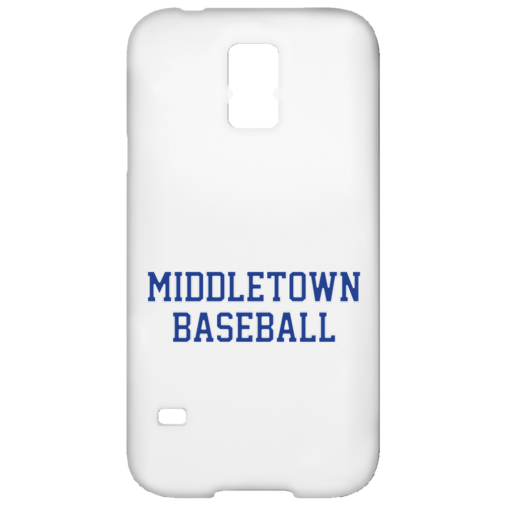 Samsung Galaxy S5 Case - Middletown Baseball