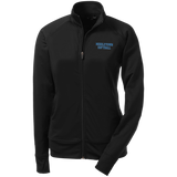 Women's Full-Zip Jacket - Middletown Softball - Block Logo