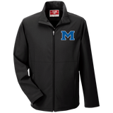 Men's Soft Shell Jacket - Middletown Block