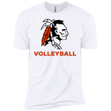 Men's Premium T-Shirt - Cambridge Volleyball - Indian Logo