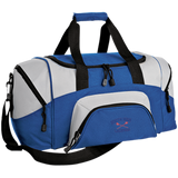 Small Duffel Bag - South Glens Falls Lacrosse