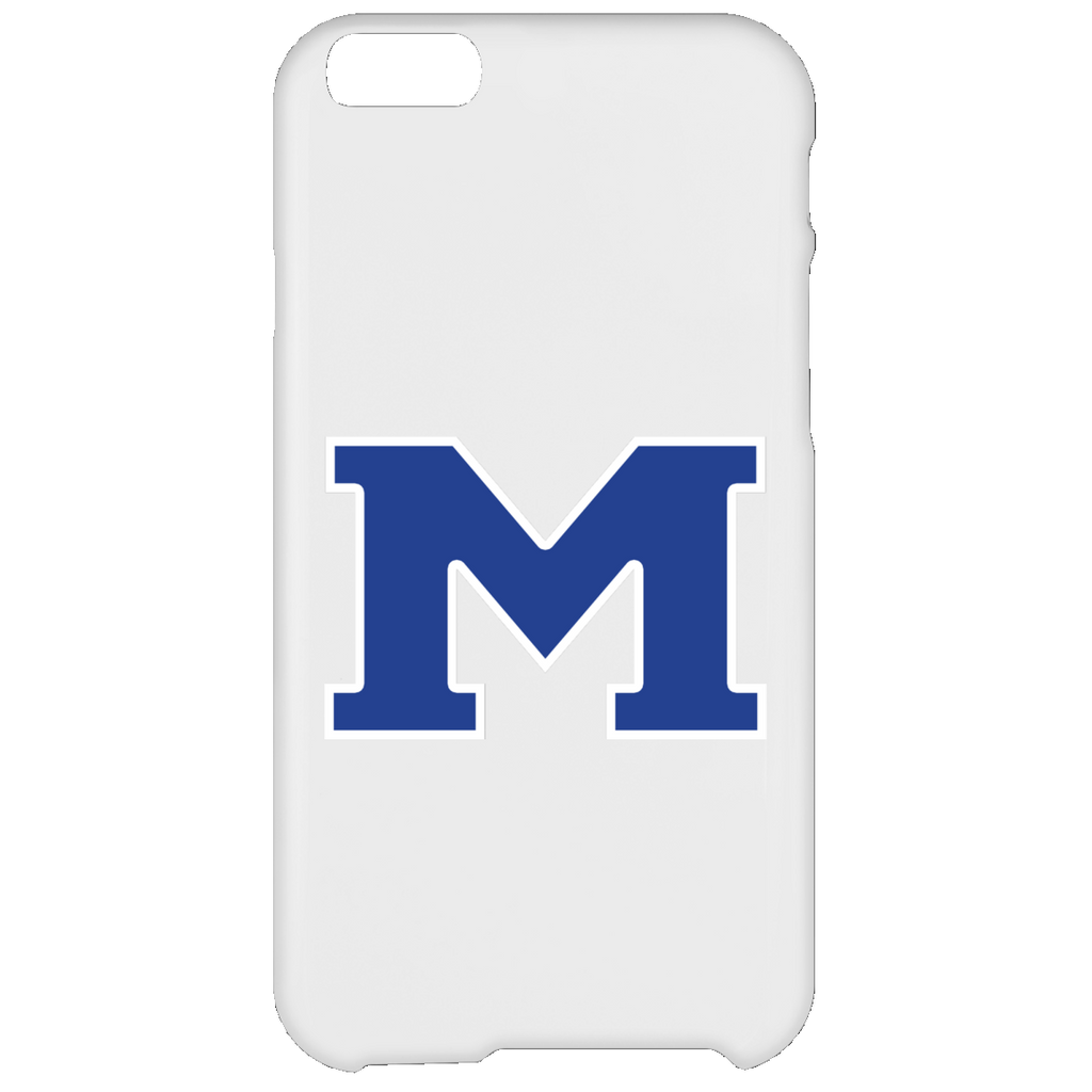 "iPhone 6 Plus Case - Middletown Block ""M"""