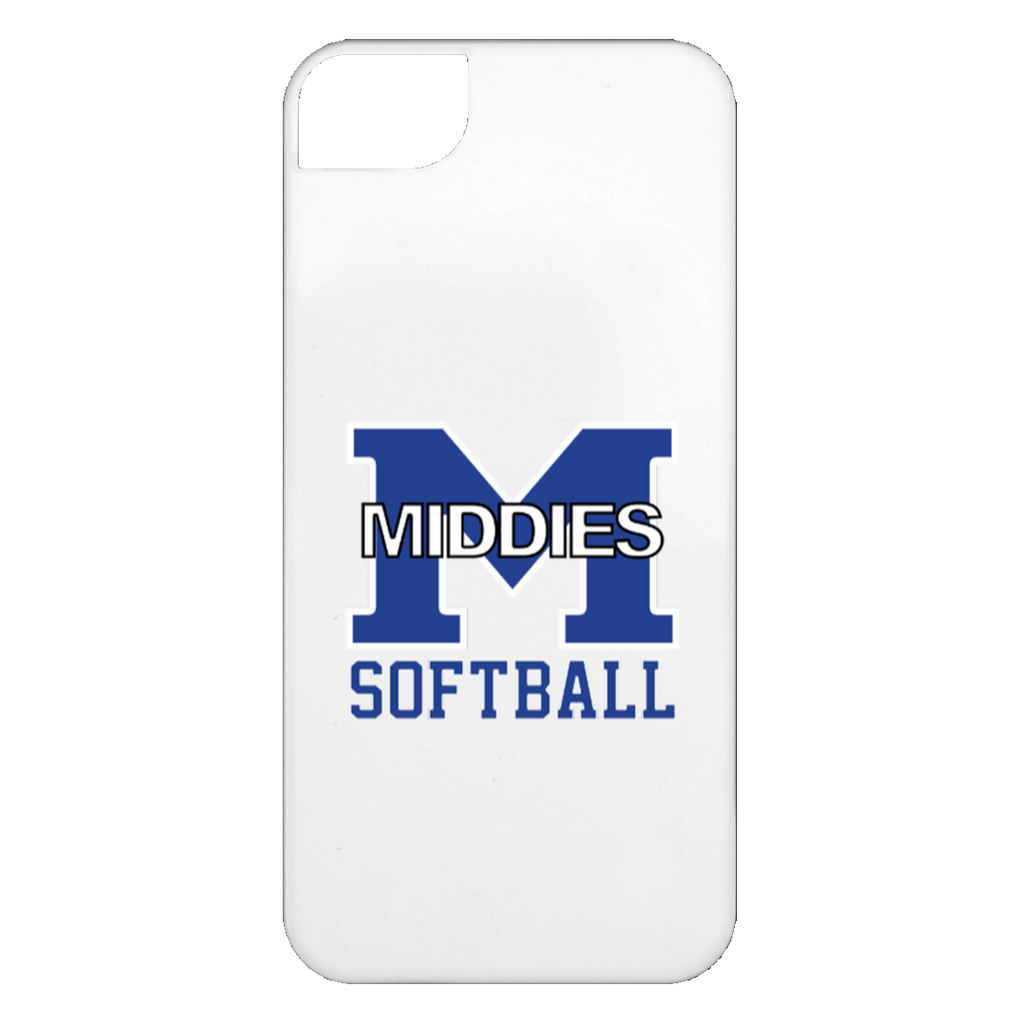 iPhone 5 Case - Middletown Softball