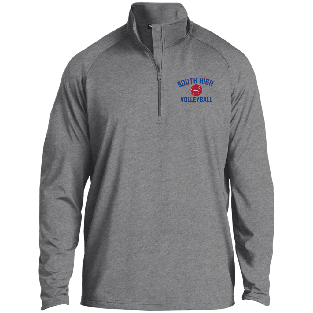 Men's Performance Quarter Zip Sweatshirt - South Glens Falls Volleyball