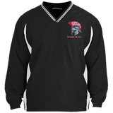 Youth Colorblock V-Neck Pullover - Goshen Basketball