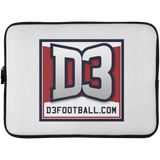 Laptop Sleeve - 15 Inch - D3Football.com