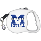 Retractable Dog Leash - Middletown Softball