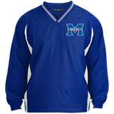 Youth Colorblock V-Neck Pullover - Middletown Middies