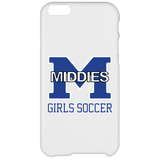iPhone 6 Plus Case - Middletown Middie Girls Soccer