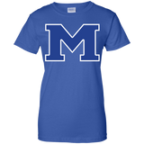 Women's Cotton T-Shirt - Middletown Block