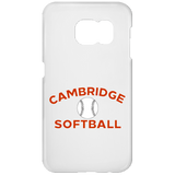 Samsung Galaxy S7 Phone Case - Cambridge Softball