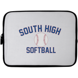 Laptop Sleeve - 10 inch - South Glens Falls Softball