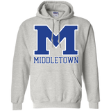 Men's Hooded Sweatshirt - Middletown