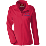 Women's Soft Shell Jacket - South Glens Falls Cross Country