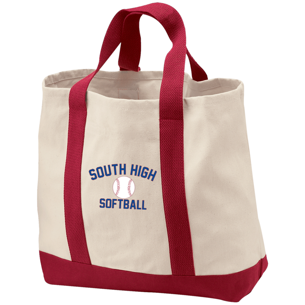 Tote Bag - South Glens Falls Softball