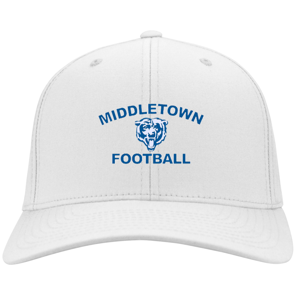 Flex Fit Twill Hat - Middletown Football