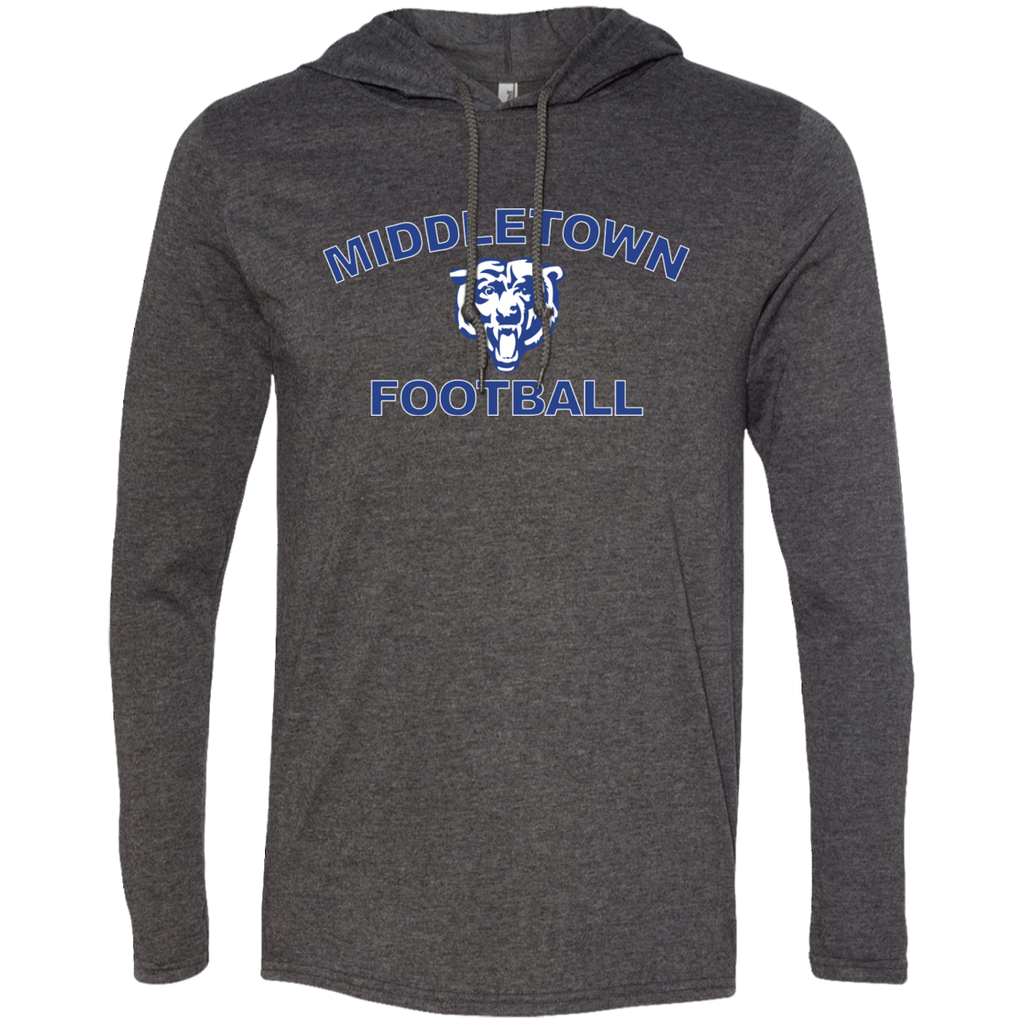 Men's T-Shirt Hoodie - Middletown Football