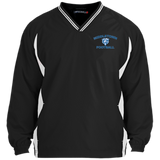 Youth Colorblock V-Neck Pullover - Middletown Football