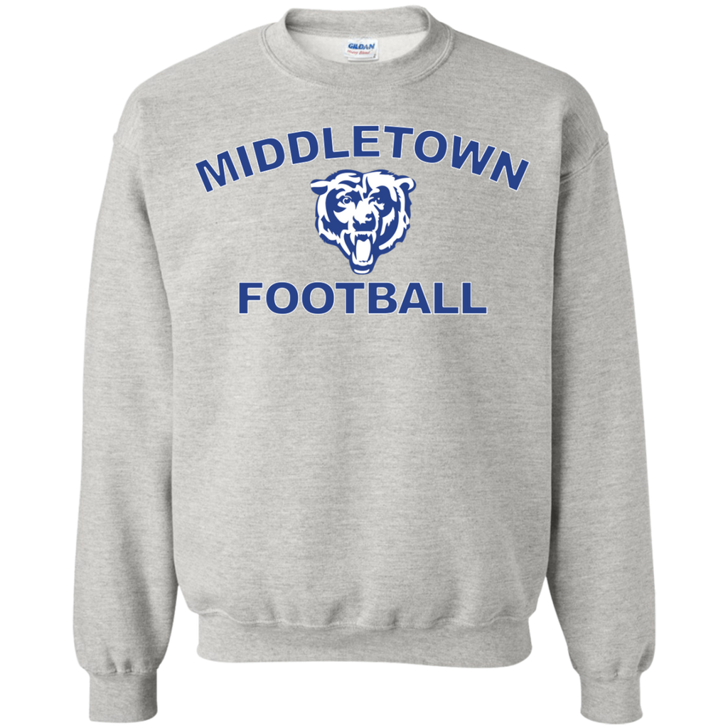 Crewneck Sweatshirt - Middletown Football