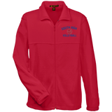 Men's Full-Zip Fleece - South Glens Falls Volleyball