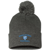 Pom Pom Knit Winter Hat - Middletown Football